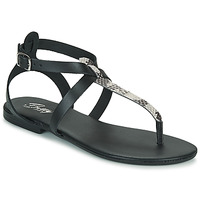 Shoes Women Sandals Betty London ORIOUL Black / Grey