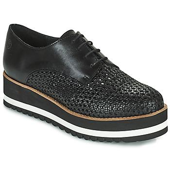 Shoes Women Derby Shoes Betty London OULINE Black