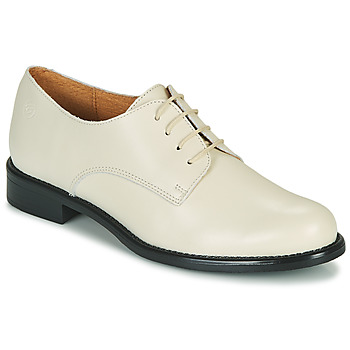 Shoes Women Derby Shoes Betty London OULENE Ecru