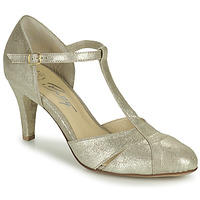 Shoes Women Heels Betty London MASETTE Gold
