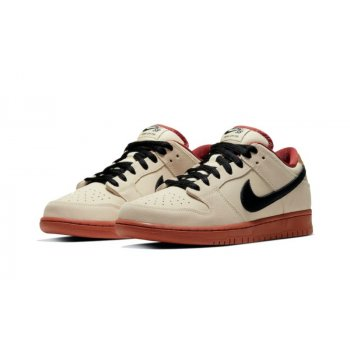 Shoes Low top trainers Nike Nike SB Dunk Low Muslin Muslin/Black/Muslin