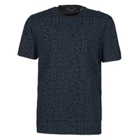 Clothing Men Short-sleeved t-shirts Only & Sons  ONSBAXEL Black