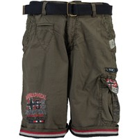 Clothing Boy Shorts / Bermudas Geographical Norway PACOME Grey