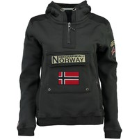 Clothing Boy Sweaters Geographical Norway GYMCLASS Grey
