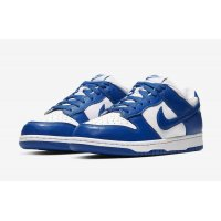 Shoes Low top trainers Nike Dunk Low Kentucky White/Varsity Royal