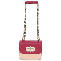 Bags Women Small shoulder bags Tommy Hilfiger TURNLOCK MINI CROSSOVER Red