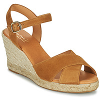 Shoes Women Sandals Minelli OMELLA Brown