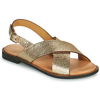 Shoes Women Sandals Minelli DONA Gold