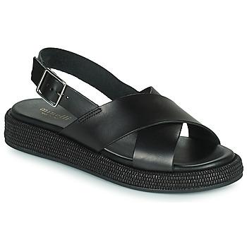 Shoes Women Sandals Minelli SANDILA Black
