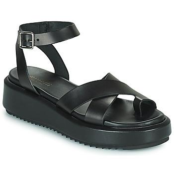 Shoes Women Sandals Minelli TANGUA Black