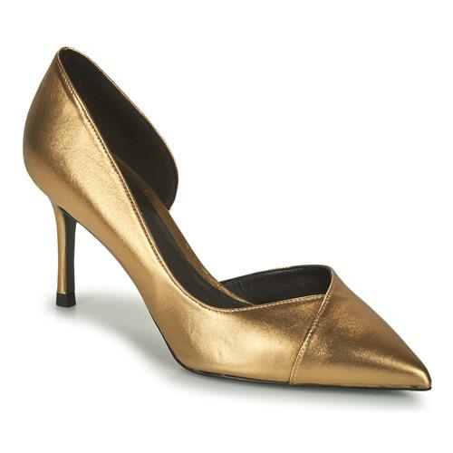 Shoes Women Heels Minelli GYLIANE Bronze