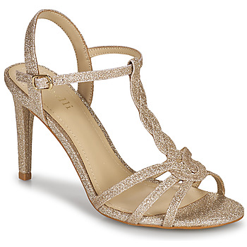 Shoes Women Sandals Minelli CHADA Gold