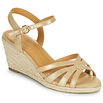 Shoes Women Sandals Minelli METLATINE Beige