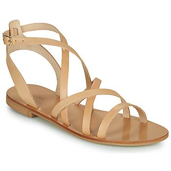 Shoes Women Sandals Minelli LISATUREL Beige