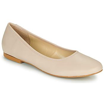 Shoes Women Flat shoes So Size JARALUBE Beige