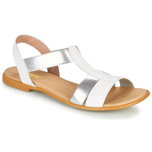 Shoes Women Sandals So Size OOLETTE Brown