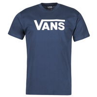 Clothing Men Short-sleeved t-shirts Vans VANS CLASSIC Blue / White