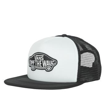 Clothes accessories Caps Vans CLASSIC PATCH TRUCKER White / Black
