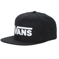 Clothes accessories Caps Vans DROP V II SNAPBACK Black / White