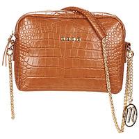 Bags Women Shoulder bags Moony Mood OLOUISA Cognac