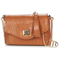 Bags Women Shoulder bags Moony Mood OLGA Cognac