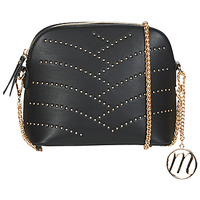 Bags Women Shoulder bags Moony Mood OUNINA Black