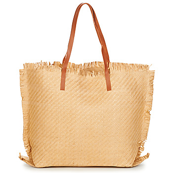 Bags Women Shopping Bags / Baskets Moony Mood ODANE Beige