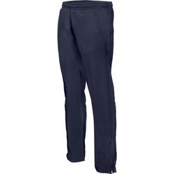 Clothing Men Tracksuit bottoms Proact Pantalon de survêtement ajustée bleu marine