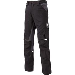 Clothing Cargo trousers Dickies Pantalon  Gdt Premium noir/gris