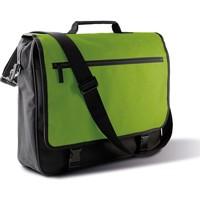 Bags Briefcases Kimood Porte Document  à rabat noir/bleu marine