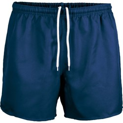 Clothing Shorts / Bermudas Proact Short Praoct Rugby bleu royal/bleu