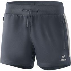 Clothing Women Shorts / Bermudas Erima Short femme  Worker Squad gris foncé/argent
