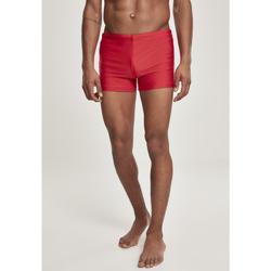 Clothing Men Shorts / Bermudas Urban Classics Maillot de bain Urban Classic trunk rouge