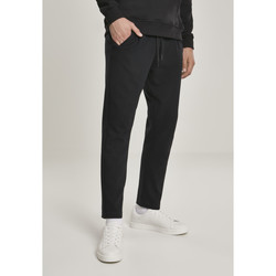 Clothing Men Tracksuit bottoms Urban Classics Pantalon Urban Classic cut and ew noir