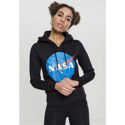 Clothing Women Sweaters Mister Tee Sweatshirt femme  inignia noir