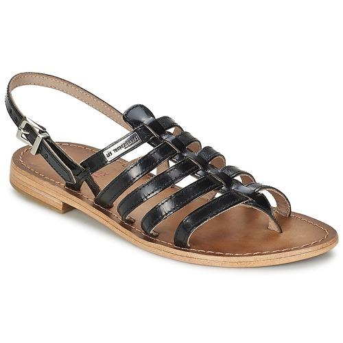 Shoes Women Sandals Les Tropéziennes par M Belarbi HERISSON Black