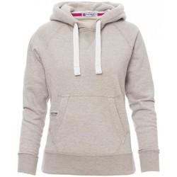 Clothing Women Sweaters Payper Wear Sweatshirt femme Payper Tokyo gris
