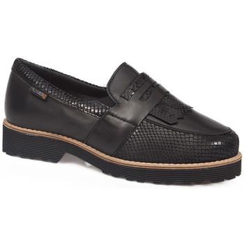 Shoes Women Derby Shoes & Brogues Calzamedi ELASTIC SOCKS SHOES 0698 BLACK