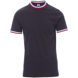 Clothing Men Short-sleeved t-shirts Payper Wear T-shirt Payper Flag bleu roi/italie