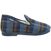 Shoes Slippers Victoria Chaussons bleu marine