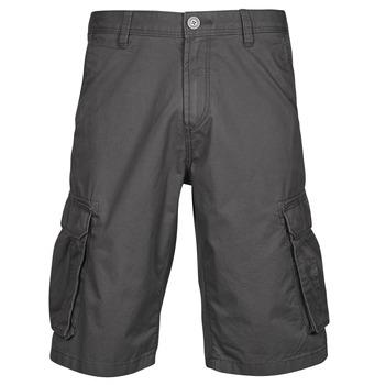 Clothing Men Shorts / Bermudas Esprit SHORTS WOVEN Grey