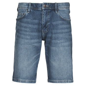 Clothing Men Shorts / Bermudas Esprit SHORTS DENIM Blue