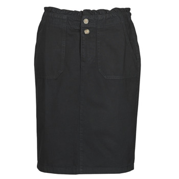 Clothing Women Skirts Esprit JUPES EN JEANS Black