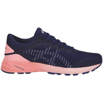 Shoes Women Running shoes Asics Dynaflyte 2 Navy blue, Pink