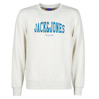 Clothing Men Sweaters Jack & Jones JORHART White
