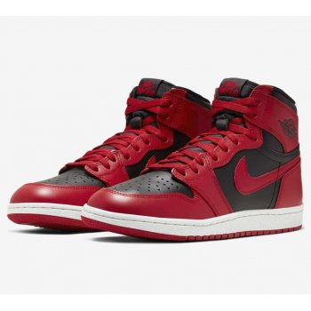 Shoes Hi top trainers Nike Air Jordan 1 Varsity Red Varsity Red/Black-Varsity Red