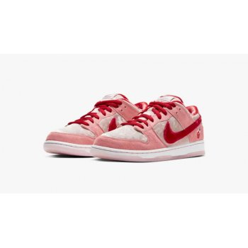 Shoes Low top trainers Nike SB Dunk Low Strangelove Pink/Red/White
