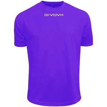 Clothing Men Short-sleeved t-shirts Givova One Violet