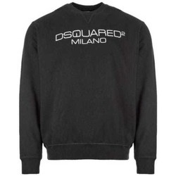 Clothing Men Jumpers Dsquared S74GU0399S25305_900black black