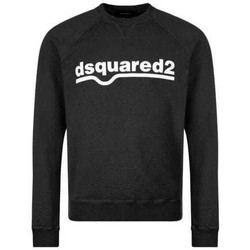 Clothing Men Jumpers Dsquared S74GU0460S25030_900black black